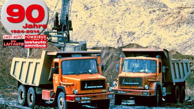 90 Jahre lastauto omnibus, Russland-Deal