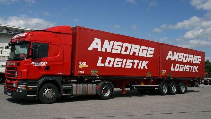 Ansorge, Lang-Lkw, Kögel, Long-Plex
