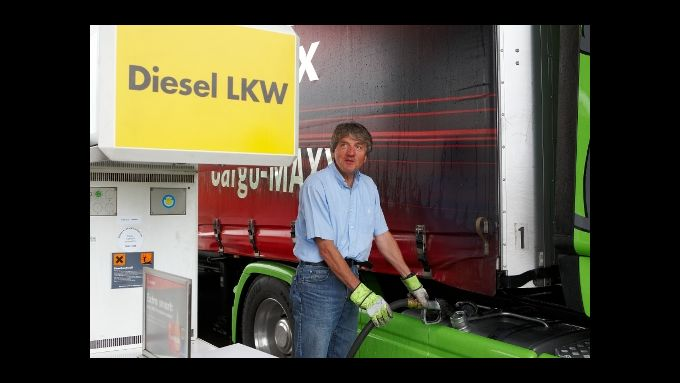 BAG: Dieselkraftstoff erlebt Renaissance