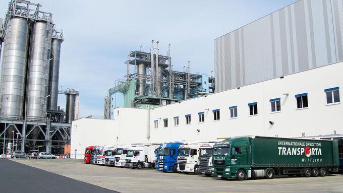 Chemie: Industriepark Höchst
