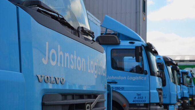 Dachser, Johnston Logistics