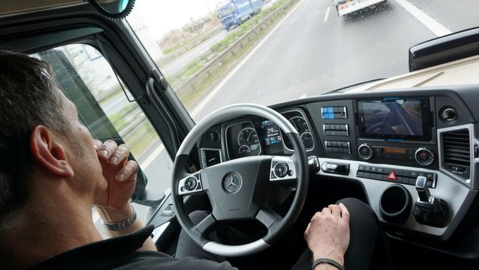 Daimler, Trucks, European Truck Platooning Challenge