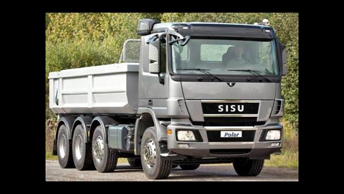 Daimler liefert Lkw-Teile an Oy Sisu BR BR