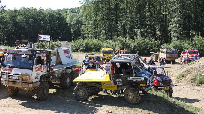 Europa Truck Trial 2009