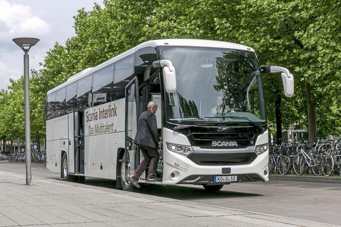 Fahrbericht Scania Interlink