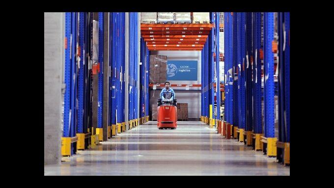 Geodis Logistics nimmt neues Lager in Betrieb