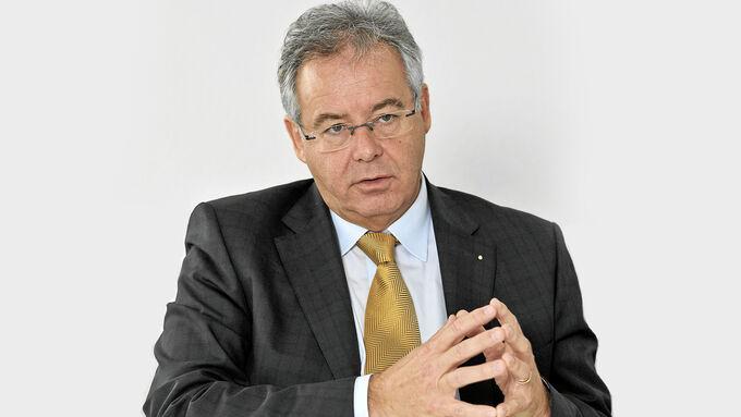 Gesellschafter Wolfgang Groß-Elsen