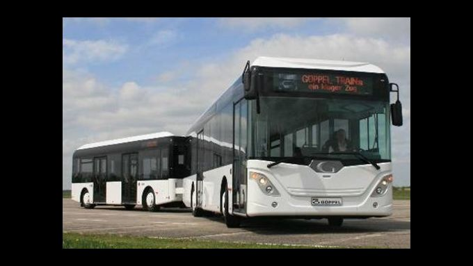 Göppel präsentiert neue Stadtbus-Baureihe