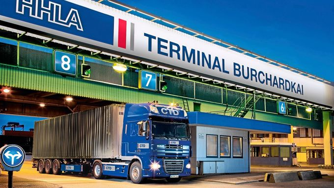 Hamburger Hafen, Logistik