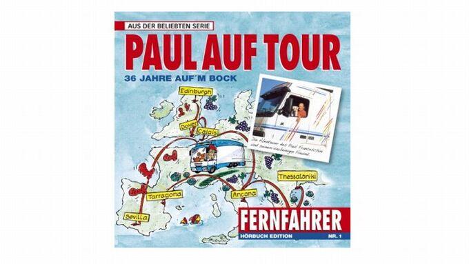 Hörbuch, Paul auf Tour