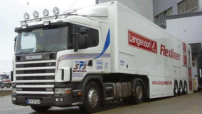 Langendorf Flexliner