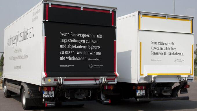 Mercedes-Benz, Sympathie-Kampagne, 2012