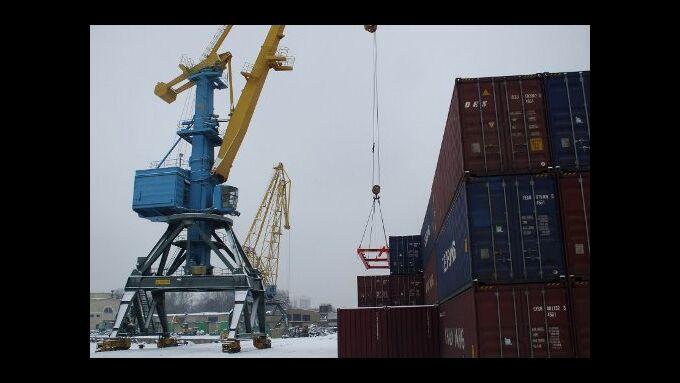 Moskau: Rhenus eröffnet Containerterminal