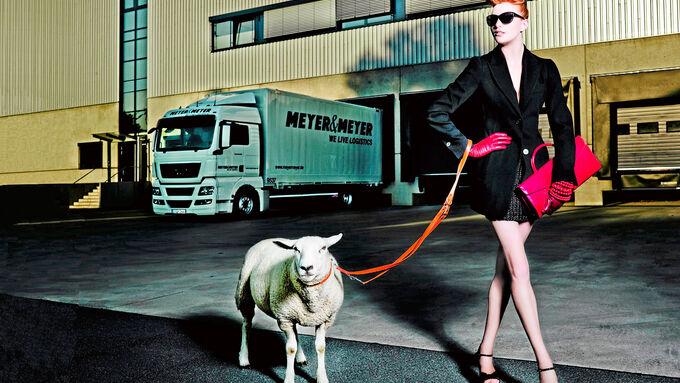 Nachhaltigkeit: Der Logistikdienstleister Meyer Meyer