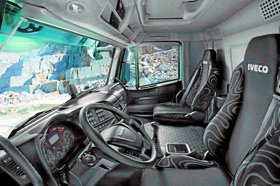 neue lkw kabinen von haus zu haus bildergalerie bild 5. Black Bedroom Furniture Sets. Home Design Ideas