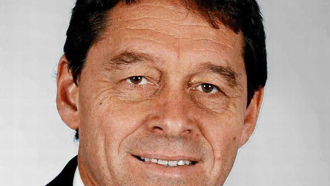 Roland Klement, Vorstand Forschung und Entwicklung bei Schmitz Cargobull
