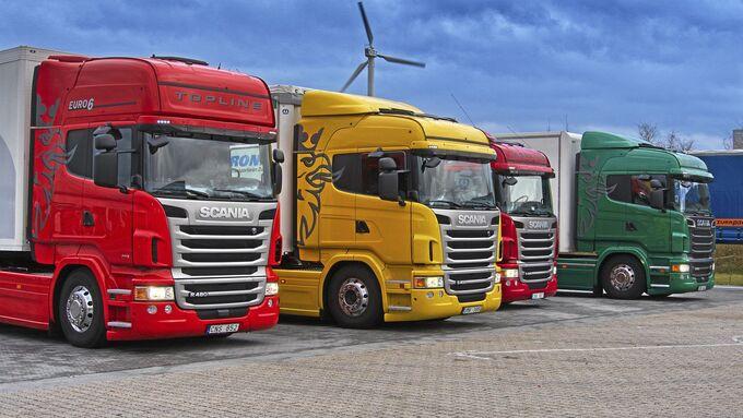 Scania, Koblenz, Techel