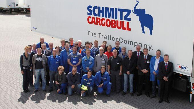Schmitz Cargobull Team Vreden
