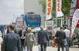 Thomas Kueppers, Transport Logistic, Messe München, Schiene