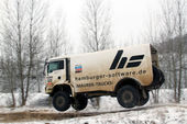 Truck Rallye Baja 300 Mitteldeutschland