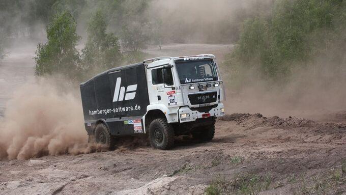Truck Rallye Baja Mitteldeutschland