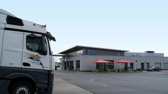Tuckstop FF 9/2017, Total Autohof Schwülper.