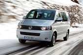 VW T5 Multivan, DSG