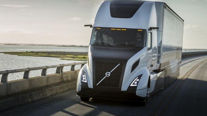 Volvo Supertruck