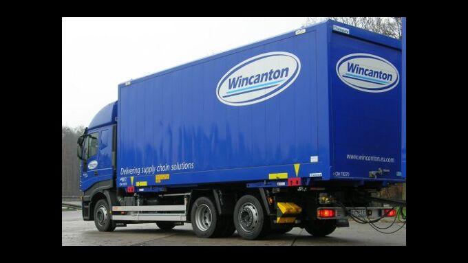 Wincanton eröffnet Standort in der Schweiz