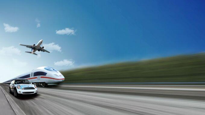 time:matters, Flugzeug, Lkw, Transpoter