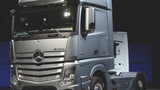 Actros, 2011, lao-Newsletter
