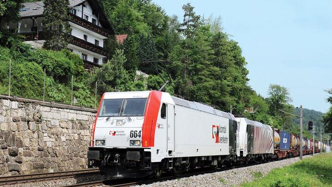 Alpentransit: Der Brenner ist gesperrt