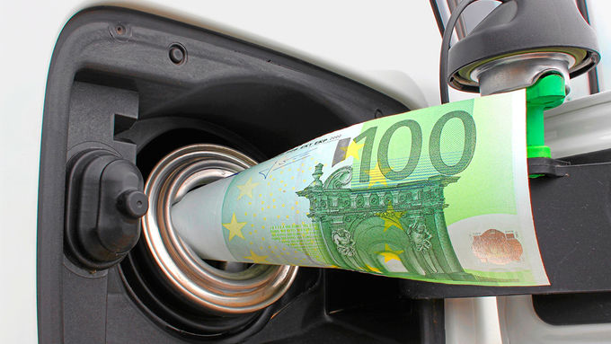 Benzin, Benzinkosten, Benzinpreis
