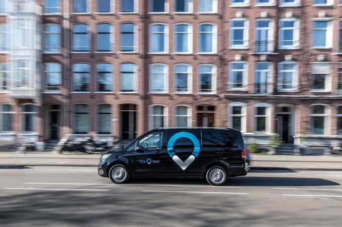 Daimler ViaVan