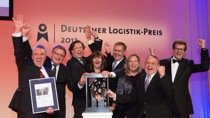 Deutscher Logistikpreis 2012