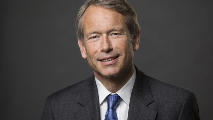 Dr. Ulrich Nußbaum Vorsitzender des Präsidiums Deutsches Verkehrsforum