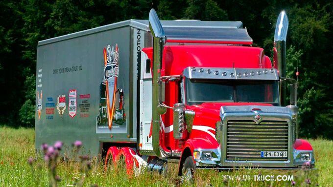 Eagle, Truck