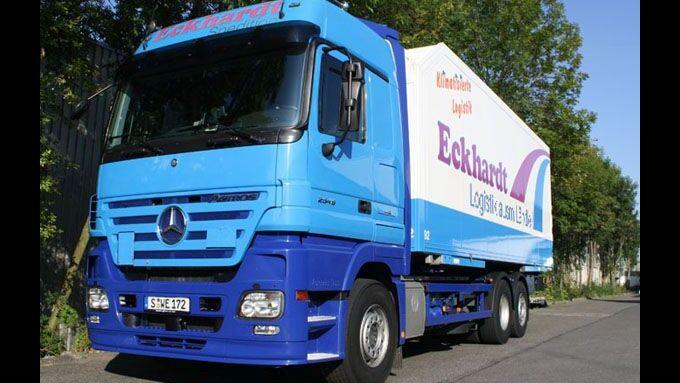 Eckhardt Spedition + Logistik