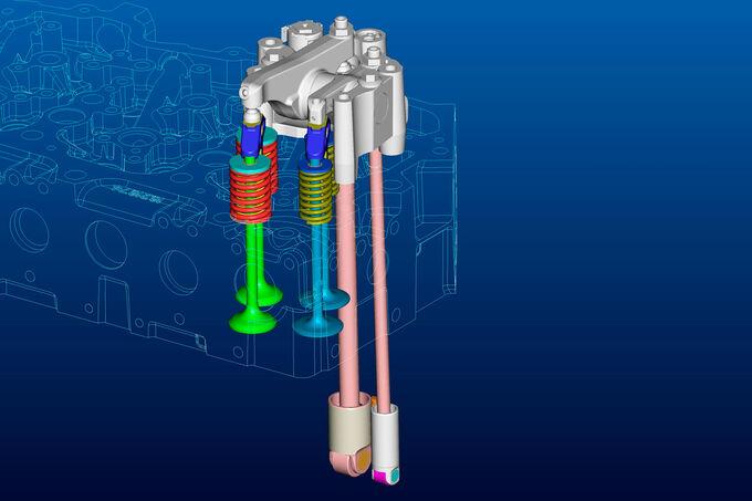 Euro-6-Motoren von DAF, Common Rail