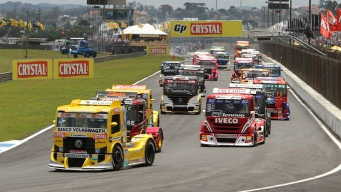 Formula Truck, Brasilien