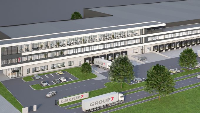 Group 7 eröffnet neues Logistikzentrum in Frankfurt
