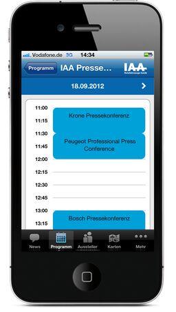 IAA App