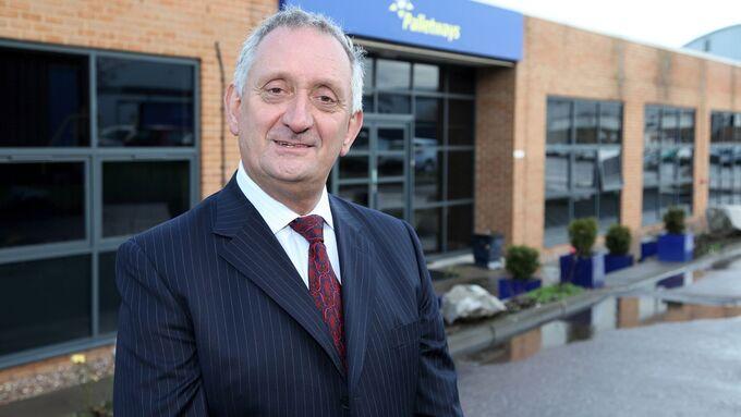 James Wilson, CEO Palletways