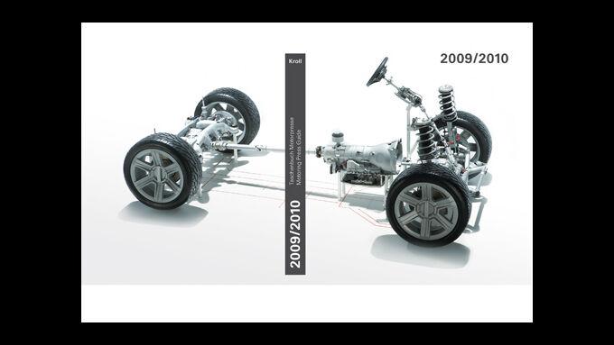 Kroll Taschenbuch Motorpresse von ZF