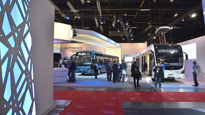Messe Bus World Kortrijk 2018