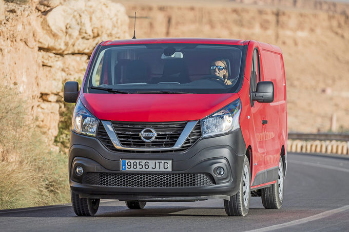 Nissan NV 300 (Leserwahl 2018)