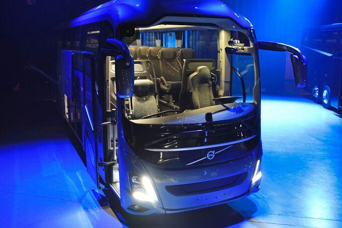Premiere Volvo 9700 und 9902