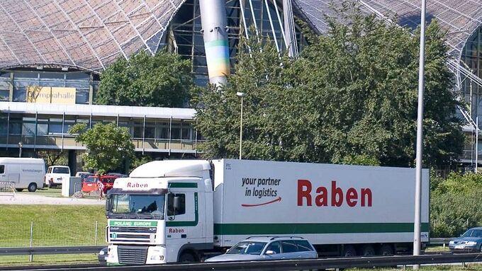 Raben Group, München, Olympiapark