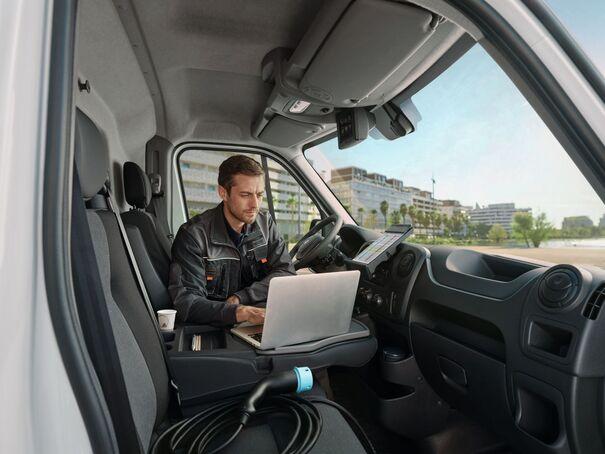 Renault Master Z.E. 2018