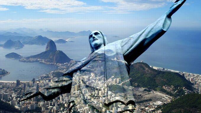 Rio de Janeiro, Brasilien, Jesus